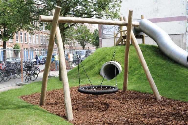 Natuurspeelplaats Amsterdam