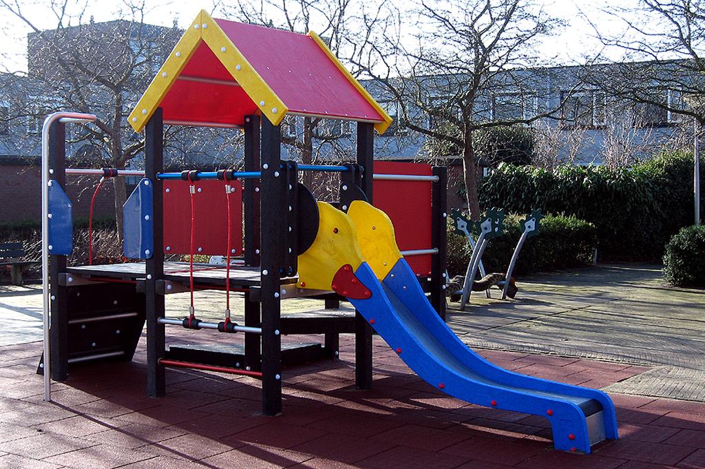 Speelplek Hosta – Noordwijkerhout