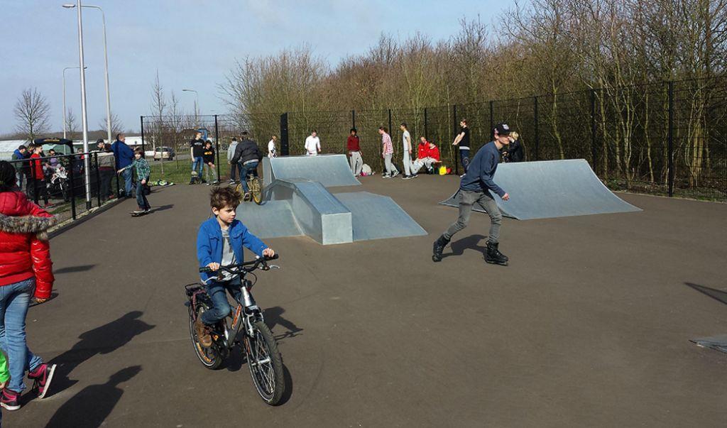 Skatepark Noordwijkerhout