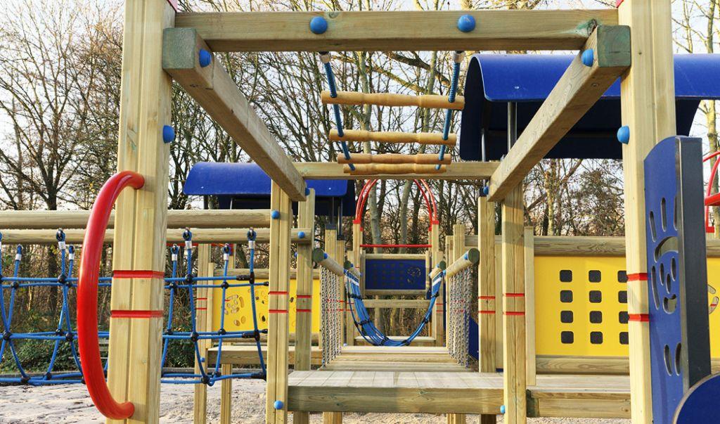 Speeltoestel Flevoparkbad