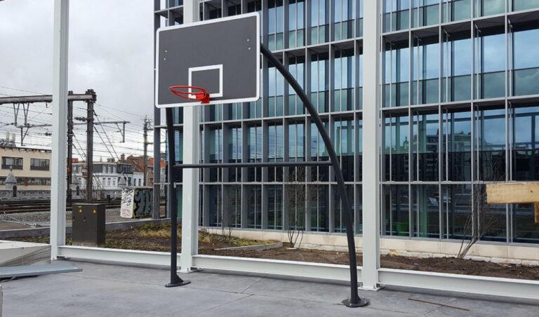 Basket-/voetbalcombi's Van Immerseelstraat Antwerpen
