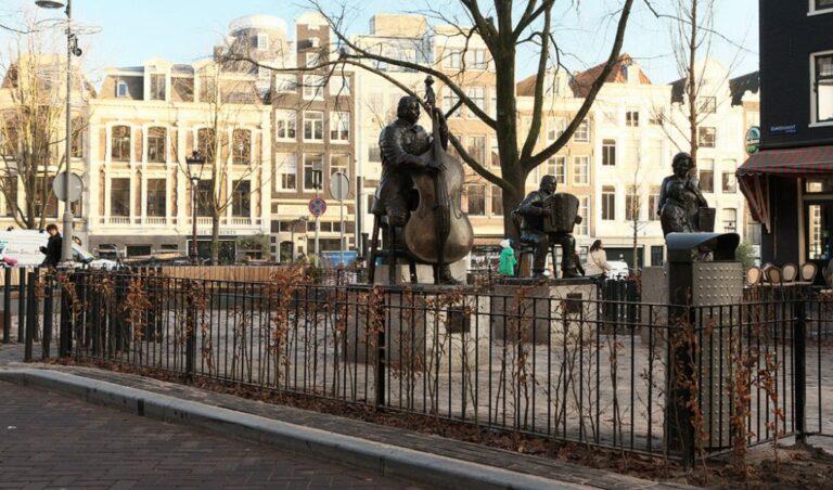 Hekwerken Elandsgracht Amsterdam