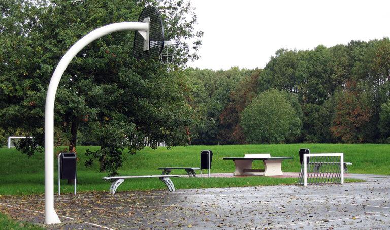 Basketbalpaal Rounderbound