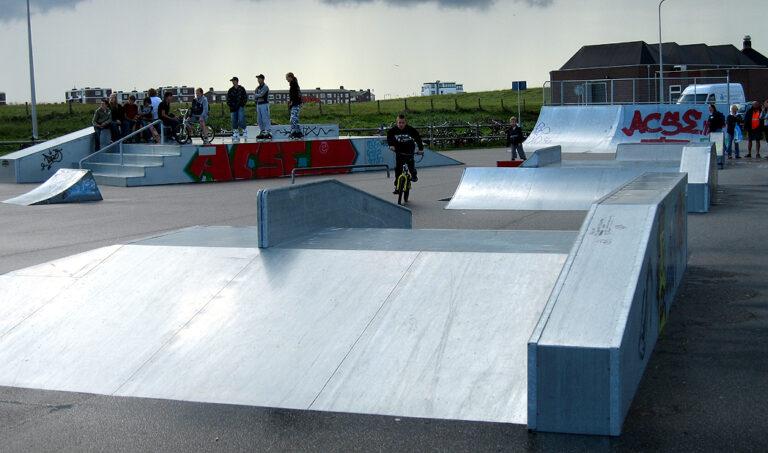 Skatepark Scum Katwijk