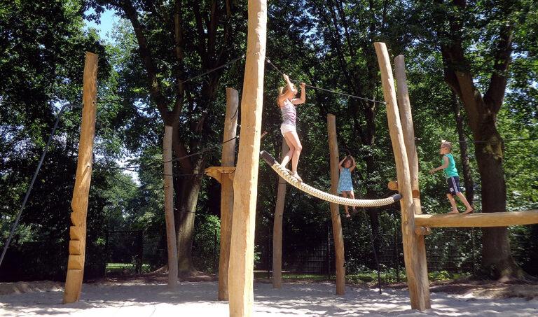 Robinia speeltoestel 'Klimpark'