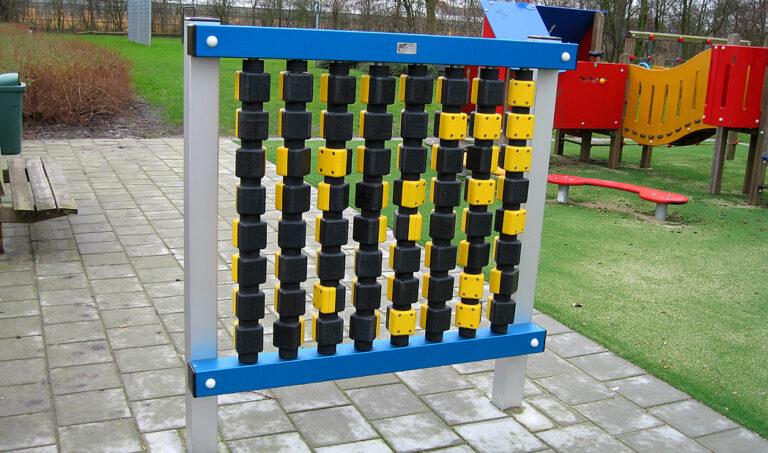 Kunststof Blokkenspel